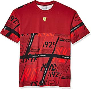 Motorsport Men's Ferrari Street Art Tee