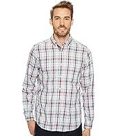 Nautica - Long Sleeve Tartan Plaid Shirt