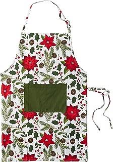 DII CAMZ38058 Kitchen, Apron - Woodland Christmas