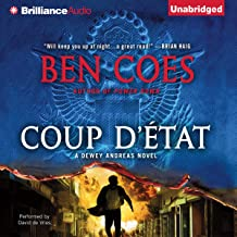 Coup d'Etat: Dewey Andreas, Book 2