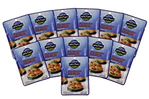 Wild Planet Wild Sockeye Salmon, Skinless & Boneless, Pouch, 3 Ounce, 12 Count