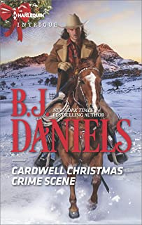 Cardwell Christmas Crime Scene (Cardwell Cousins Book 6)