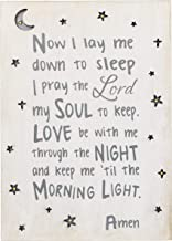 Ganz Light up Wall Box Plaque Now I Lay Me Down to Sleep