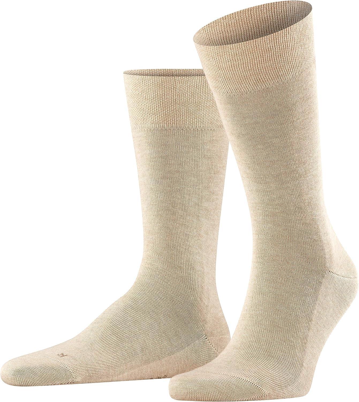 FALKE Mens Sensitive London Socks Cotton Black Grey More Colors 1 Pair