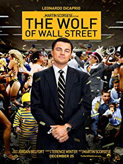 The Wolf of Wall Street Poster Standard Size 18×24 inches