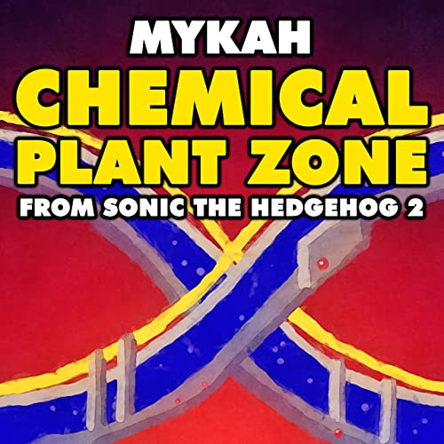 Chemical Plant Zone From Sonic The Hedgehog 2 By Mykah On Amazon Music Amazon Com