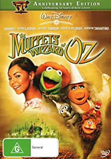 The Muppets' Wizard of Oz | NON-USA Format | PAL | Region 4 Import - Australia