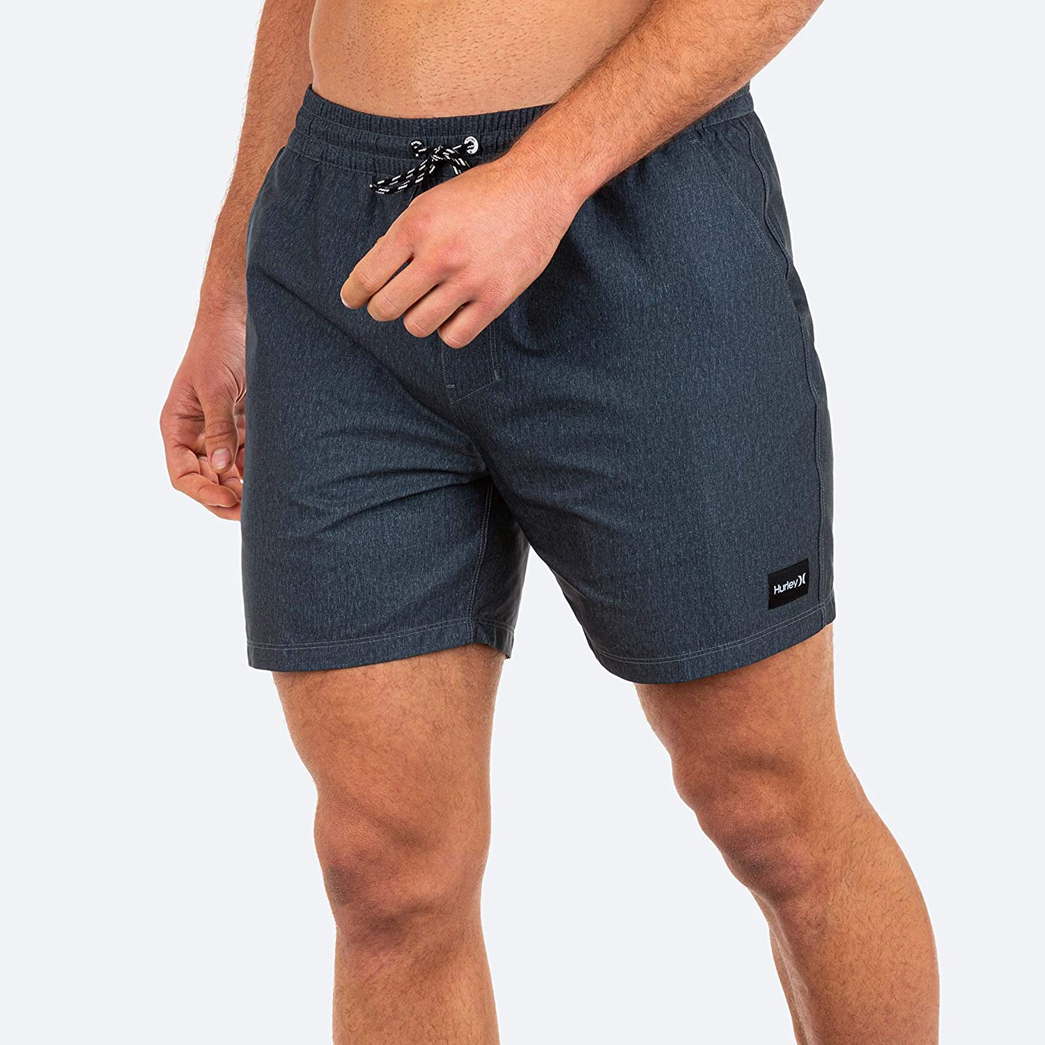 Hurley Mens One and Only 17 Heather Volley Board Short