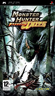 Monster Hunter: Freedom Unite - PSP