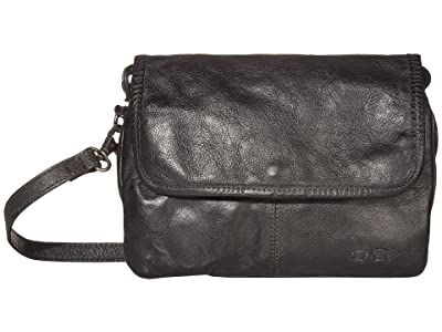 Bed Stu Ziggy Handbag (Black DD) Handbags