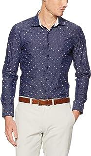 Pierre Cardin Men's Slim Fit Print Shirt