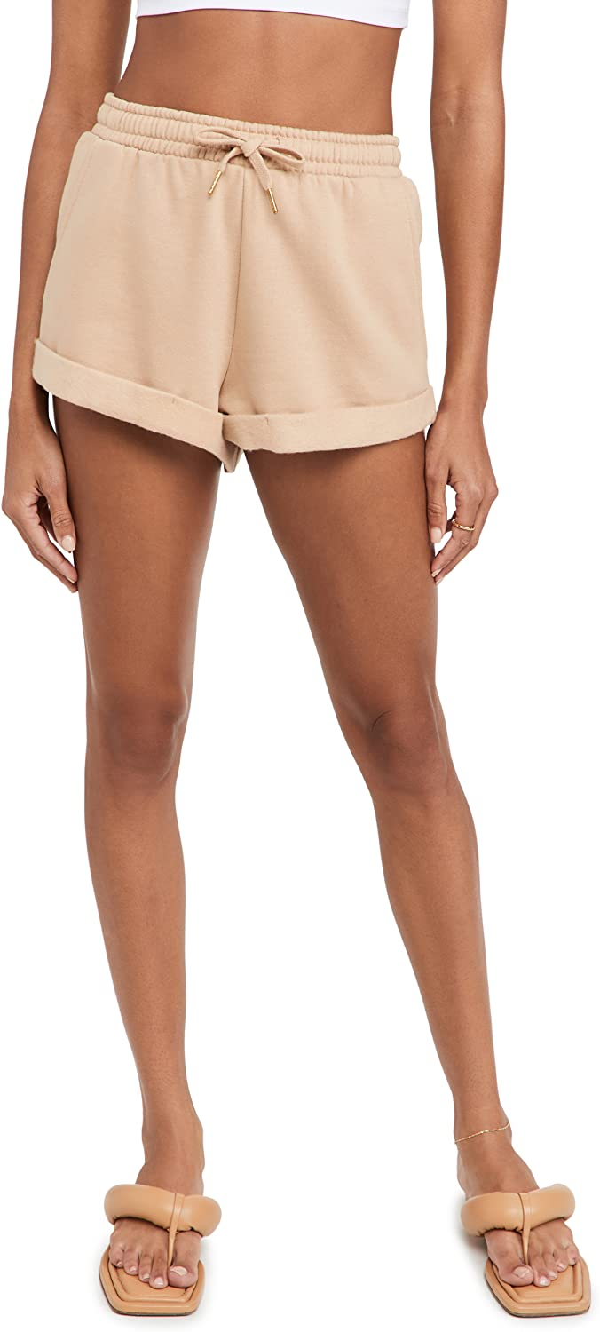 WeWoreWhat Active Women's Pull On Sweat Shorts