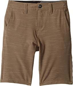 Volcom Kids - Frickin SNT Slub Short (Big Kids)