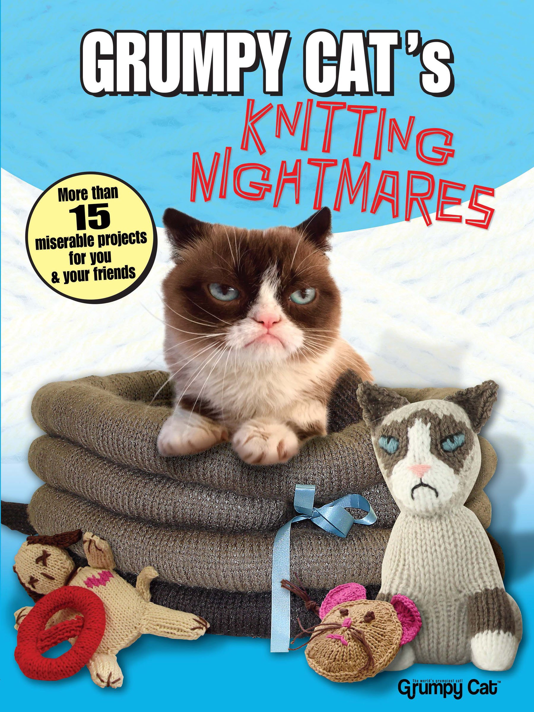 25 Fun And Easy Crochet Patterns For Your Cat - DIY & Crafts | 2401x1800