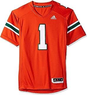 adidas Miami Orange #1 Replica Football Jersey (271JA7MSCDMIA1)