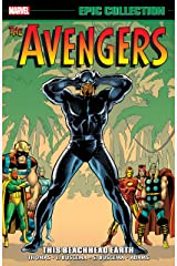 Avengers Epic Collection: This Beachhead Earth (Avengers (1963-1996)) Kindle Edition