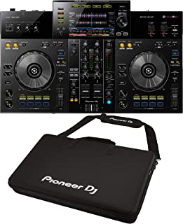 Pioneer XDJ-RR all-in-one DJ System with DJC-RR-BAG DJ Controller Semi-Hard Bag