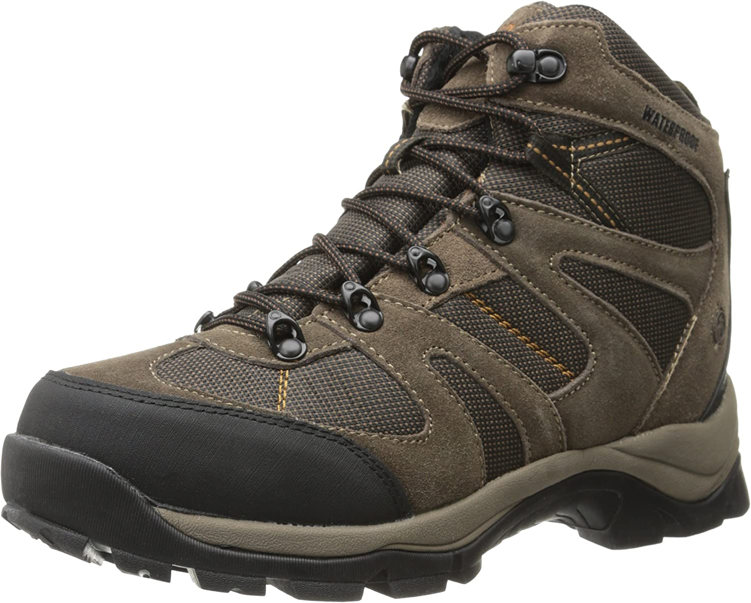 Northside Ranking TOP8 Mens Highlander II Mid Recommended Waterproof Boot Leather Hiking