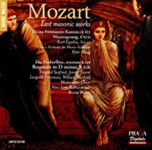 Mozart / Last Masonic Works