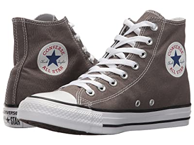 Converse Chuck Taylor(r) All Star(r) Core Hi (Charcoal) Classic Shoes