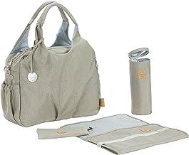 Lässig Bolsa de pañales para bebé, elegante, duradera, incluye accesorios para cambiar pañales Glam Global Bag Ecoya