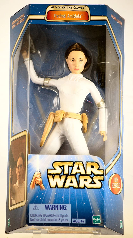 Star Wars Hasbro 12 Attack of the Clones Padme Amidala 1 6 Scale