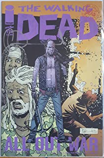 The Walking Dead (2013 Image Comics) Issue #119 NM/NM+ Signed by Artist Charlie Adlard with Certificate of Authenticity (COA)