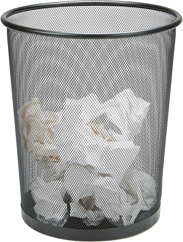 Mind New item Reader 3CIRGA-Blk 3-Piece Gifts Garbage Basket Bi Recycling Waste