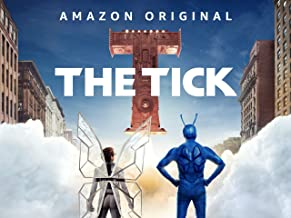 Best the tick 2001 tv series Reviews