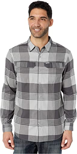 Columbia Grey Buffalo Plaid