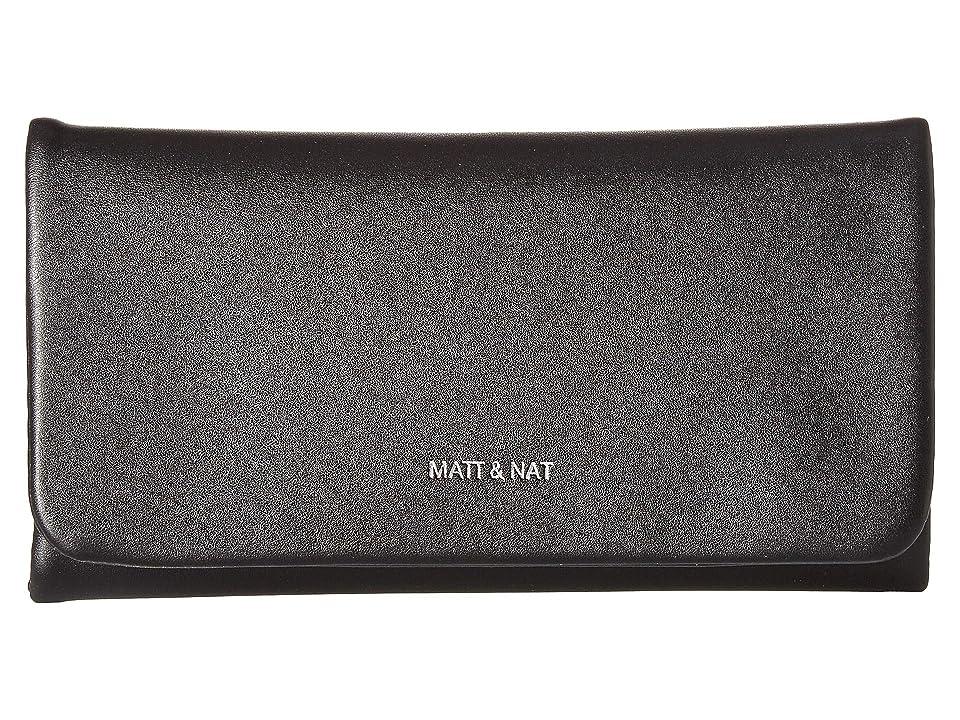 Matt & Nat Loom Verso (Black) Handbags