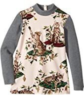 Dolce & Gabbana Kids - City Zambia Dress (Toddler/Little Kids)
