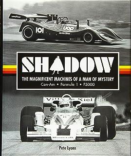 Shadow: Can-Am - Formula 1 - F5000