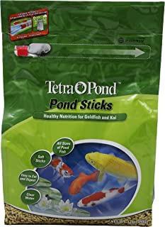 TetraPond Pond Sticks, Healthy Nutrition for Goldfish and Koi