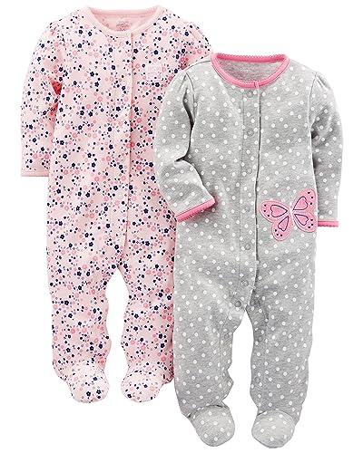Newborn Baby Sleeper Clothes  Amazon.com 4ebf2b188