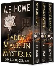 Larry Macklin Mysteries:  Books 1-3