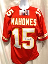 Best signed patrick mahomes jersey Reviews
