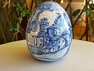 Uova Di Ceramica Dipinte A Mano.Amazon It Uovo Decorato