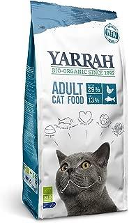 Yarrah Dry Organic Cat Food Dry Fish 800 g (Pack of 2)