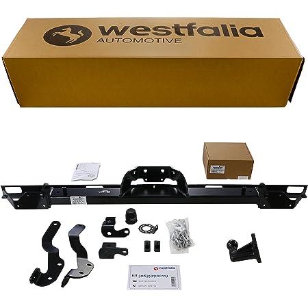 Westfalia Starre Anhängerkupplung 4 Loch Für Peugeot Boxer Citroen Jumper Fiat Ducato Alle Pritsche Ab Bj 06 2006 Im Set Mit 13 Poligem Fahrzeugspezifischen Elektrosatz Auto