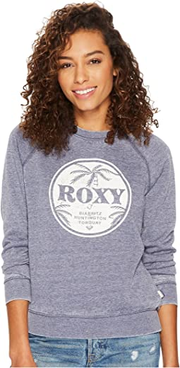 Roxy - Be Shore B Fleece Top