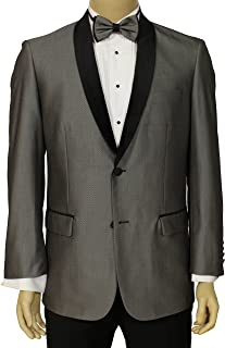 Available in Many Sizes /& Colors Adam Baker Mens Classic /& Slim Fit Two-Piece Formal Tuxedo Suit