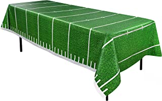 Kangaroo's Game Day Football Tablecover; Party Decorations (1/Pkg)