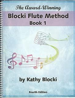 Blocki Flute Method Book i 4th Ed.