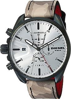 Diesel Analog Silver Dial Men's Watch - DZ4472