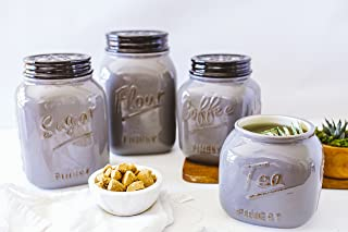 Best mason jar coffee canister Reviews