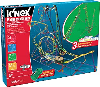 Best k'nex rocket boost roller coaster Reviews