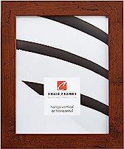 Craig Frames Moldura para foto, 3 cm de largura, opções de cor e acabamento, Tradicional, Walnut, 12x18, 1