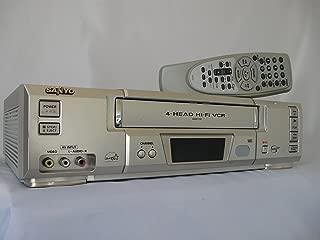 Sanyo VWM-680 VCR Video Cassette Recorder Player