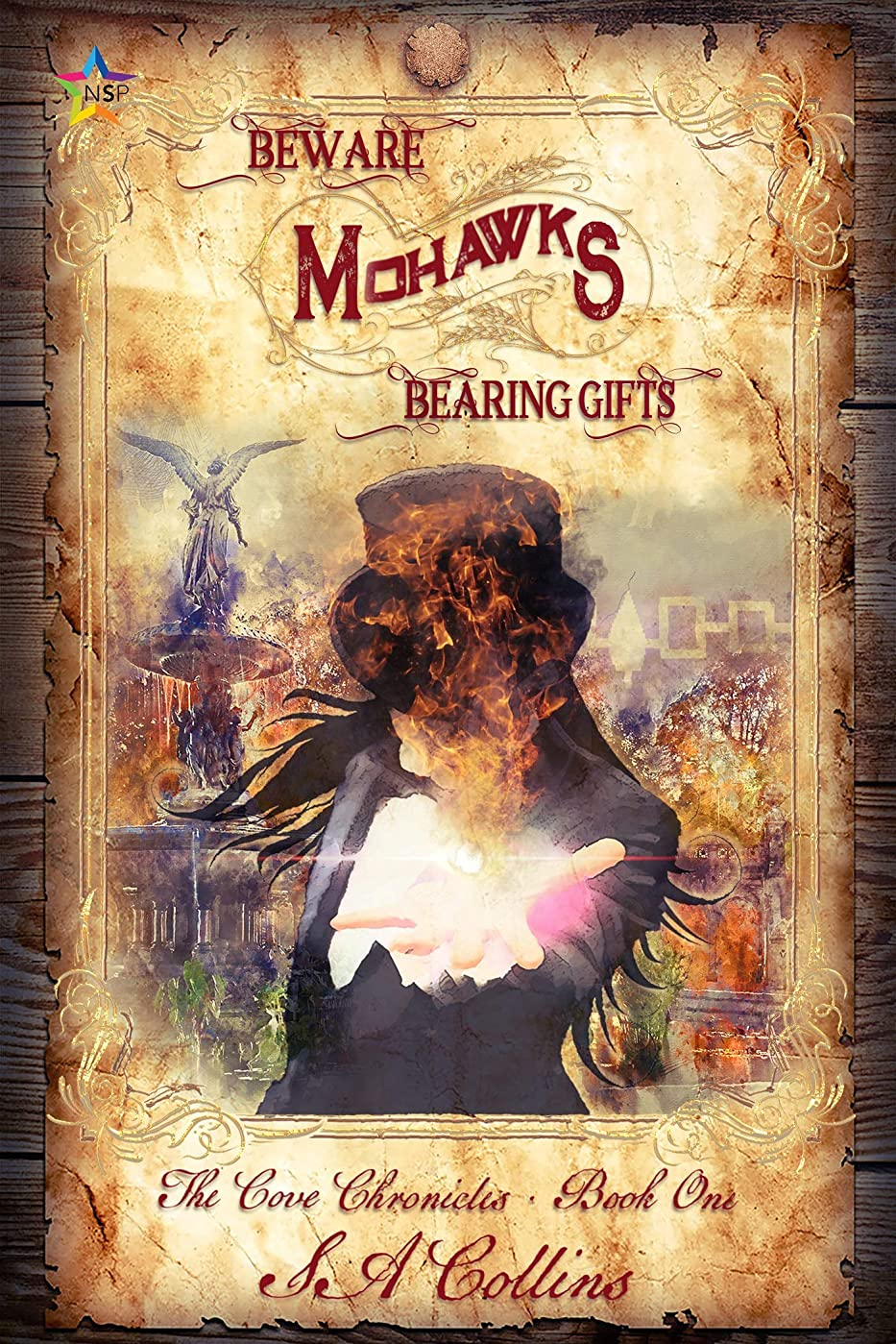 怠惰救出日付Beware Mohawks Bearing Gifts (English Edition)